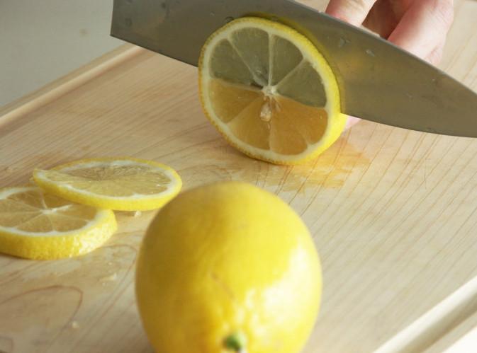 レモンの飾り切りb4