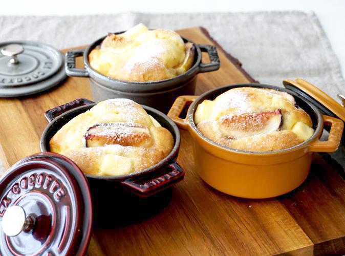 イチジクとクリームチーズのマフィン