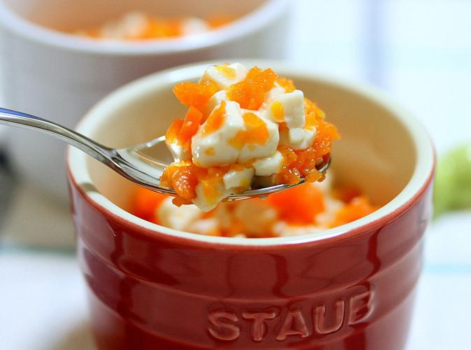 STAUBで愛情いっぱい離乳食② 根菜