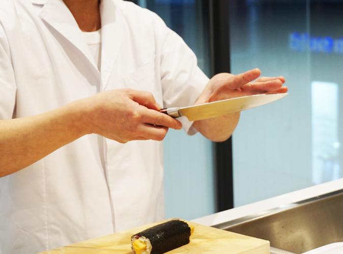 職人に学ぶ寿司教室