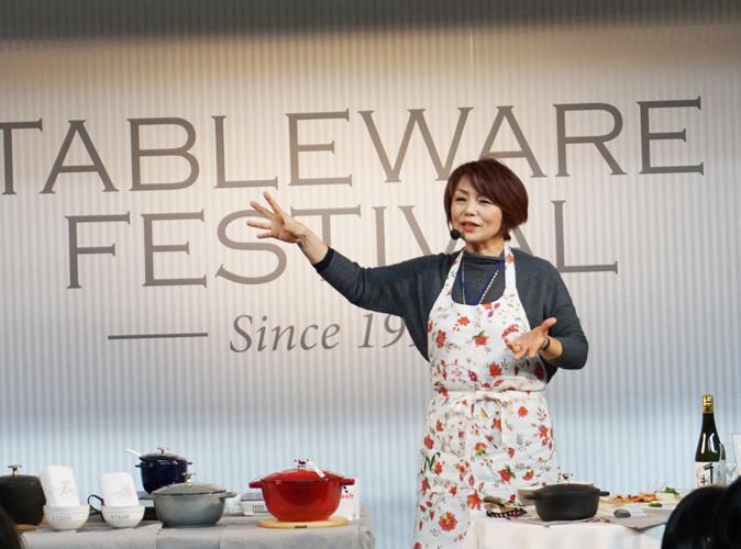 テーブルウェア・フェスティバル2018