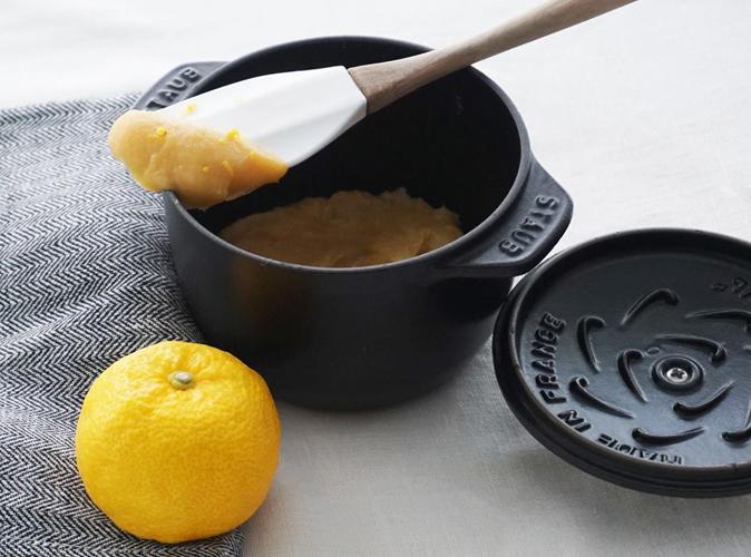 ごはんココットで柚子味噌