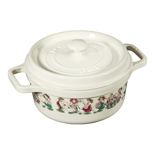 mHistorical cocotte Pattern