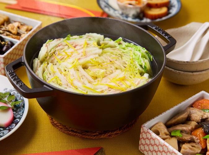 ワナベラボ⑧ミルフィーユ鍋
