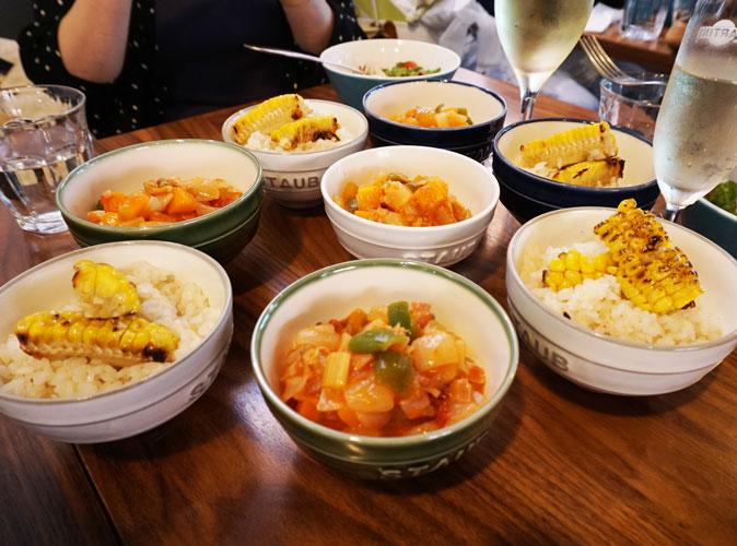 「カンパーニュ」料理×ランチ会レポート