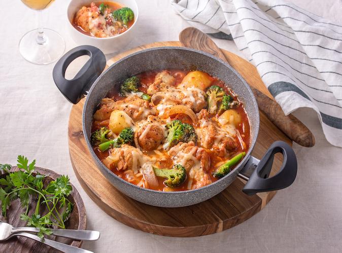 【新商品】 バッラリーニで作る冬に食べたいイタリアン